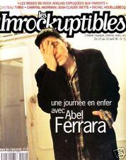 Les Inrockuptibles #52 - Abel FERRARA - Cocteau Twins..