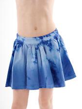 Brunotti Rock Minirock Skirt Taschen blau Iccel ausgestellt Batik