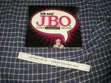 CD Pop J.B.O. JBO - Ich sag JBO  (4 Songs) VIRGIN LAWINE Comedy Humor 1A