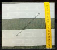 5 metros de cinta cortina LIA 55 PLUS, blanco o crudo