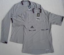 Adidas Schiedsrichter Referee Trikot 2012 grau UEFA FIFA DFB  NEU!!!