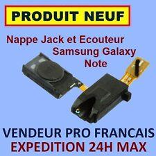 NAPPE PRISE JACK ECOUTEUR SAMSUNG GALAXY NOTE N7000 i9220 FLEX ✖ NEUF ET GARANTI