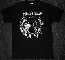 Mau Maus T-shirt (punk oi kbd motorhead discharge partisans insane amebix)