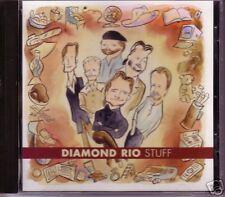 Diamond Rio Stuff GREAT CARTOON COVER PROMO CD Single