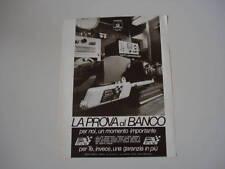 advertising Pubblicità 1980 MARMITTA ANDREA PINASCO