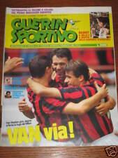 GUERIN SPORTIVO 1990/39 TUTTOCOPPE FILM CAMPIONATO GERMANIA DDR ROGER MILLA