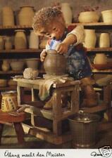 AK Mecki original Diehl Nr. 550 neu ungelaufen Töpfer Ton Keramik töpfern