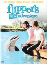 NEW DVD // Flipper's New Adventure // Luke Halpin, Pamela Franklin, Helen Cherry