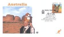 Australia 1986 Jan Pawel II papież John Paul pope papa (86/7)