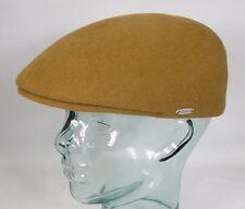 Maclean Bonnet de sport chapeau en feutre fourrure filzcap camel casquette NEUF