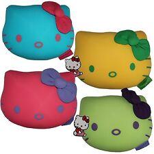 Hello Kitty Plush Stuffed Cat Pop Deco Pillow Cushion 25 x 17 cm