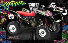HONDA TRX700XX QUAD ATV GRAPHICS WRAP 'RUCKUS' WITH CUSTOM COLOR CHOICE