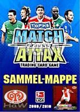Topps Match Attax 2009/10  09 10 - Mannschaft - 1.FSV Mainz 05