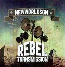 Rebel Transmission * by Newworldson (CD, Apr-2012, Platinum Pop)