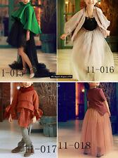 Completi Bambina Vestiti Camice Pantaloni Girl Sets Dress Pants GSET11015-18