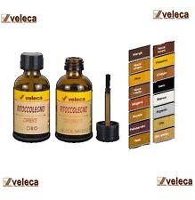 Ritocco Liquido per Legno 25 ml Veleca vari colori per ritocchi, graffi