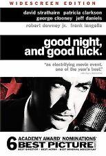 Good Night, Good Luck.