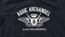 North Carolina A&T University Short sleeve T shirt Aggie Archangel T-shirt M-4X