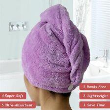 Microfiber Towel Rapid Drying Hair Bathroom Towels For Adults 1 Piece 25x65cm