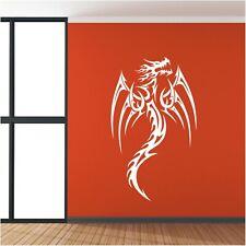 Chinesische Drachen Wandtattoo Dragon Asien China Drache Wandaufkleber Deko4
