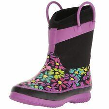 NEW Western Chief Daisy Shower Neoprene Girls Waterproof Rain Boots Pick Size