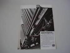 advertising Pubblicità 1972 FS FERROVIE DELLO STATO