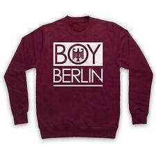 BOY BERLIN GERMANY UNOFFICIAL FASHION HIPSTER LONDON ADULTS & KIDS SWEATSHIRT