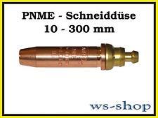 PNME Brenn - Schneiddüse Propan / Erdgas Düse Schrottbrenner von HARRIS 2-teilig