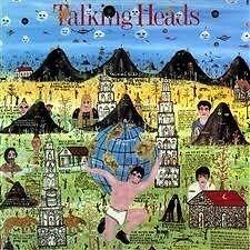 TALKING HEADS      LITTLE CREATURES       CD