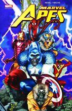 MARVEL APES deutsch (US 1-4) Spider-Man,Wolverine,Captain America  lim. EXKLUSIV