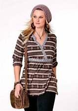 NEU! Damen Tunika von Your Life Gr. 52 54 Shirt Top Viskose Jersey Fashion
