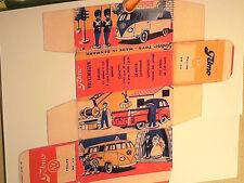 REPLIQUE  BOITE VOLKSWAGEN KOMBI PHILIPS / TEKNO 1960