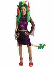 CK516 Monster High Jinafire Dragon Scaris Child Girls Fancy Dress Party Costume