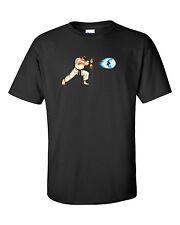 """Street Fighter Ryu """"Hadouken"""" T-shirt  S-XXXXXL NEW"""