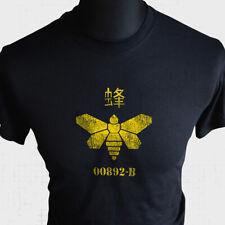 Breaking Bad Golden Moth Chemical Logo T Shirt Walter White Meth Jesse Pinkman