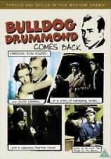 Bulldog Drummond Comes Back (DVD, 2003) New Sealed
