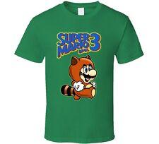 Super Mario Bros 3 Tanooki T Shirt