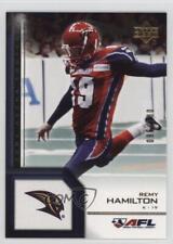 2006 Upper Deck Arena Football Gold 107 Remy Hamilton Los Angeles Avengers (AFL)