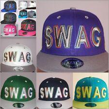 Swag Snapback caps, dope flat peak fitted hats, retro brim Aztec bling baseball