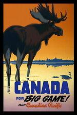 62679 CANADA Wall Print Poster CA
