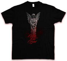 HATE ANGEL I HC hate COUTURE T-shirt Gotico Vampire Scuro Dark EBM Cyber t-shirt