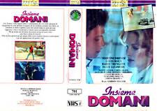 INSIEME DOMANI (1978) VHS M.T.R.1a Ed.  Gordon VERSTER Martin Dreyer
