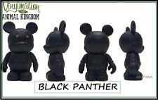 "DISNEY VINYLMATION 3"" ★ANIMAL KINGDOM★ BLACK PANTHER ★ MINT ★ RETIRED ★ BNIB ★"