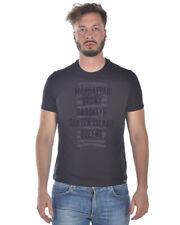 T-shirt Maglietta Emporio Armani T-Shirt Sweatshirt % Uomo Nero 3Z1T941J00Z-999