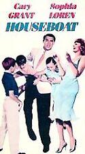 NEW VHS Houseboat:Cary Grant Sopia Loren Werner Klemperer Martha Hyer John Litel