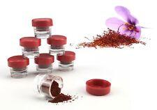 Spanish Gold 100% Pure Saffron Powder In Capsules Perfect for Paella Biriyani