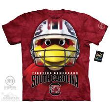 University of South Carolina Gamecocks T-Shirt by The Mountain-----Brand New---