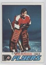 1977-78 Topps #142 Wayne Stephenson Philadelphia Flyers Hockey Card
