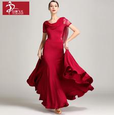 2019 NEW Latin Ballroom Dance Dress Salsa Modern Waltz Tango Dress #S9019