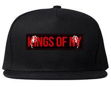 Kings Of NY Goth Girl Logo Snapback Hat